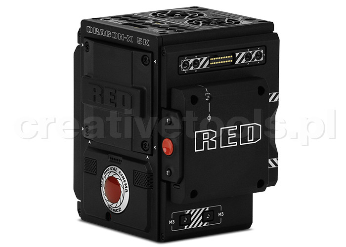 RED DSMC2 DRAGON-X 5K S35 (710-0317) upgrade form Scarlet-W