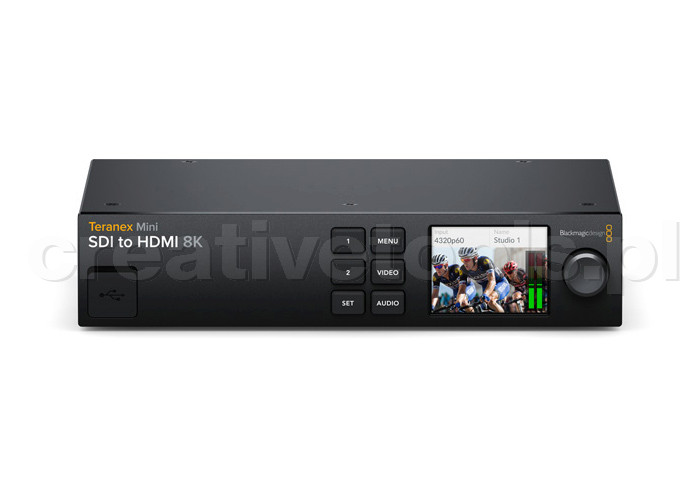 Blackmagic Design Teranex Mini SDI do HDMI 8K HDR
