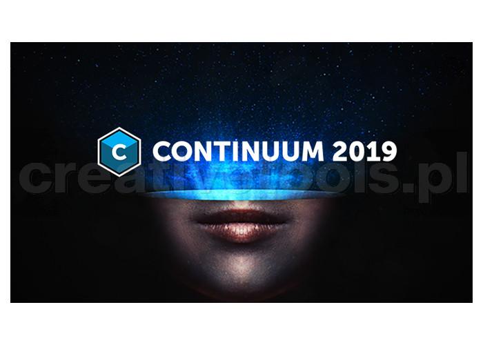 Boris FX Continuum 2019 Avid upgrade od v. 11