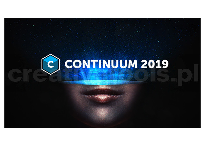 Boris FX Continuum 2019 Adobe/Apple/OFX upgrade z v. 1-10