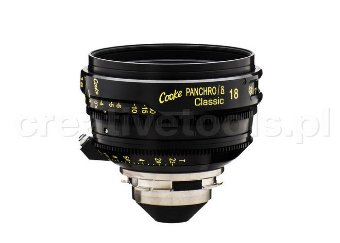 Cooke Panchro/i Classic 18mm T2.2 obiektyw