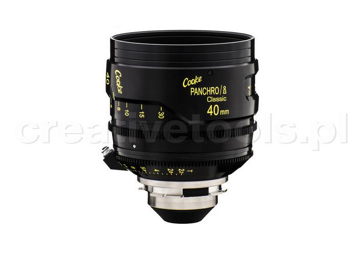 Cooke Panchro/i Classic 40mm T2.2 obiektyw