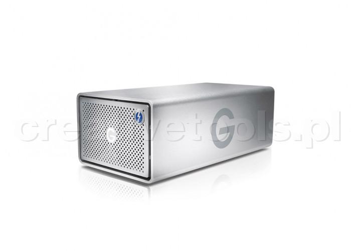 G-Technology G-RAID Removable 8TB Thunderbolt 3 & USB-C 3.1G2 Silver EMEA 5Yr (GT-0G05749-1)