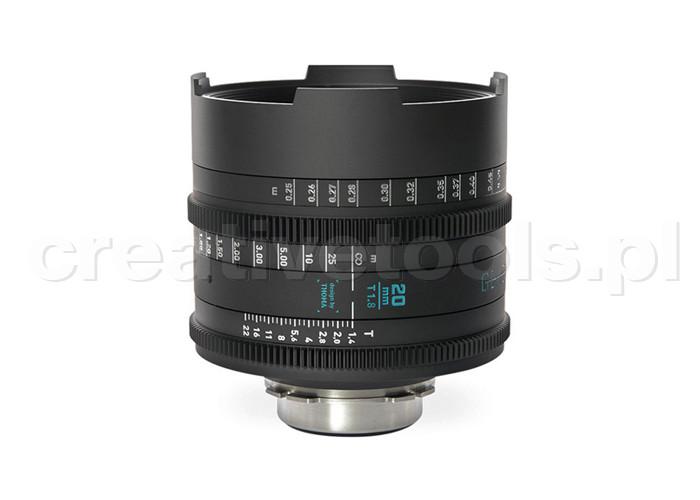 GECKO-CAM Genesis G35 20mm T1.8 PL / metric
