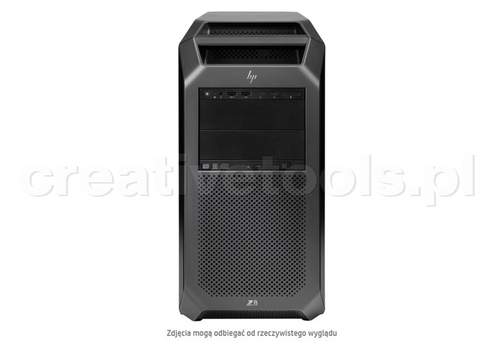 HP Z8 workstation [HPZ8TLT017]