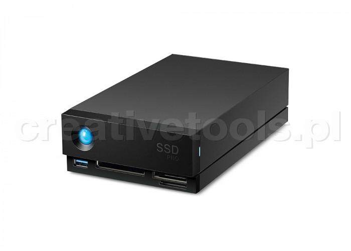 LaCie 1big Dock SSD Pro 2TB (STHW2000800)