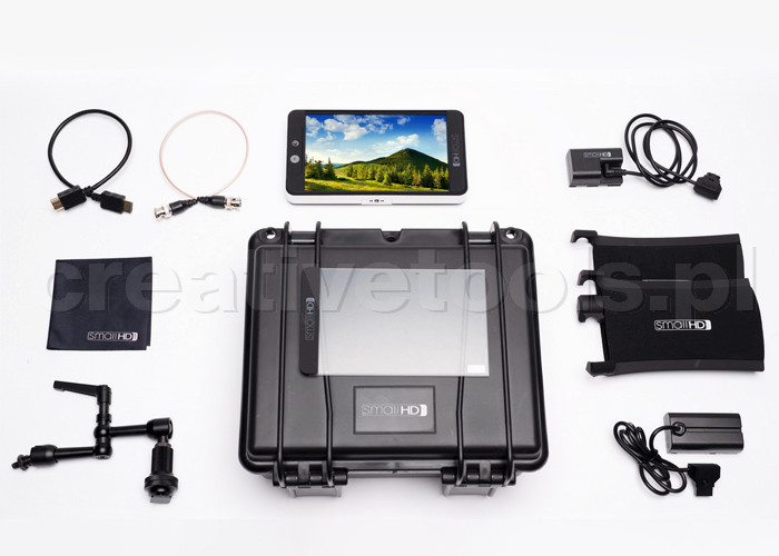 SmallHD 702 Bright Monitor Kit