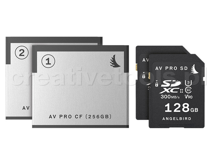 Angelbird CFast 2.0 Match Pack Blackmagic URSA PRO (MP-URSAPRO)