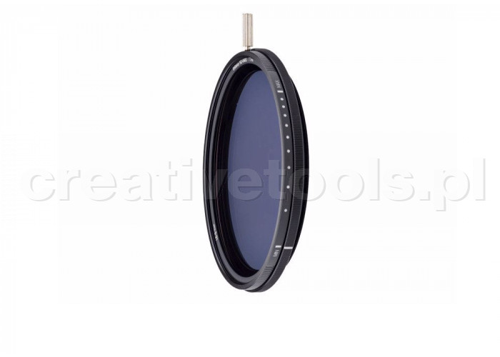 NiSi Filter ND-Vario 1,5-5 Stops Pro Nano 72 mm