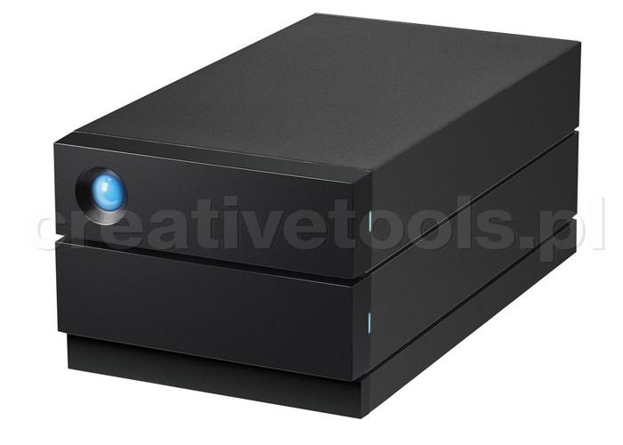 LaCie 2Big Raid USB-C 4 TB (STHJ4000800)