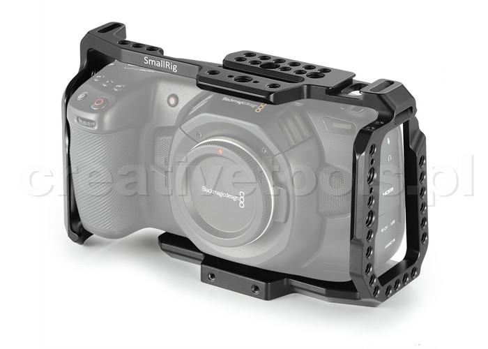 SmallRig (2203) Cage for Blackmagic Design Pocket Cinema Camera 4K
