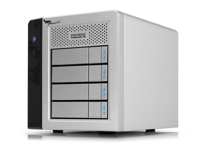 Promise Pegasus RAID-System R4 4 TB