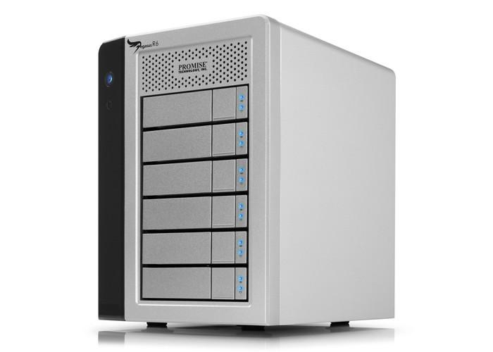 Promise Pegasus RAID-System R6 12 TB