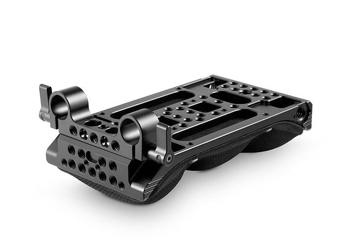 SmallRig (2077) Universal Shoulder Pad with 15mm RailBlock