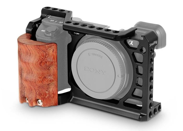 SmallRig (2097) Camera Cage Kit for Sony A6500