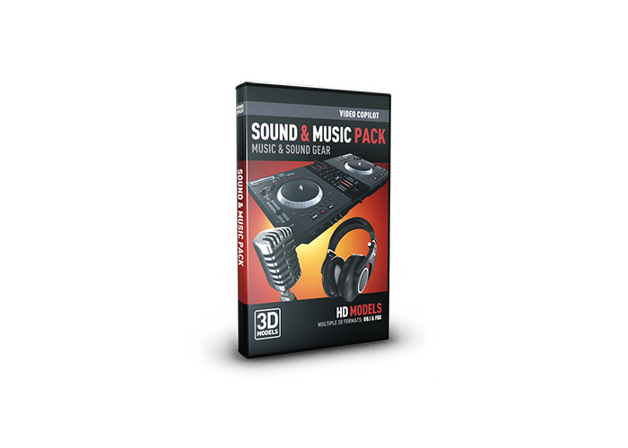 Video Copilot Sound & Music Pack