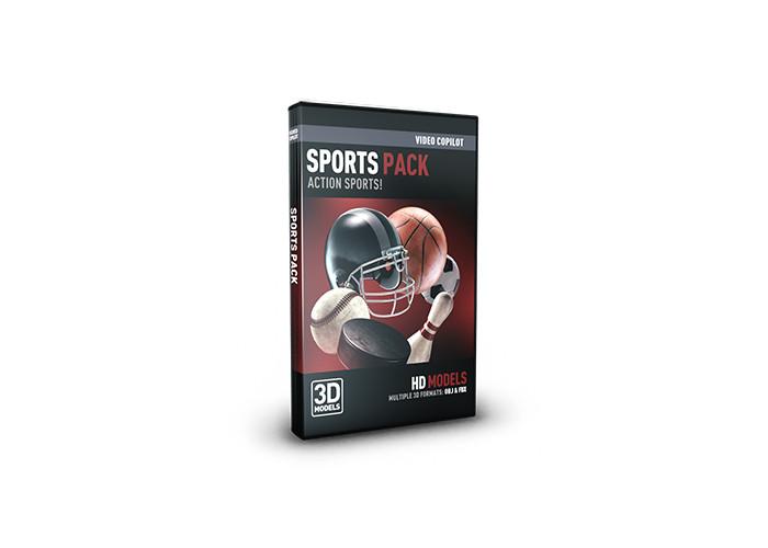 Video Copilot Sports Pack