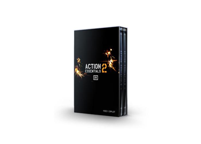 Video Copilot Action Essentials 2: 2K