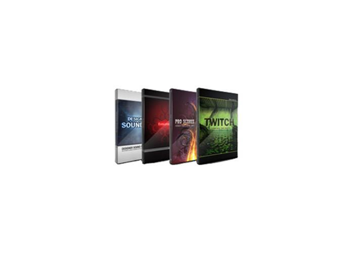 Video Copilot Extreme Design Bundle