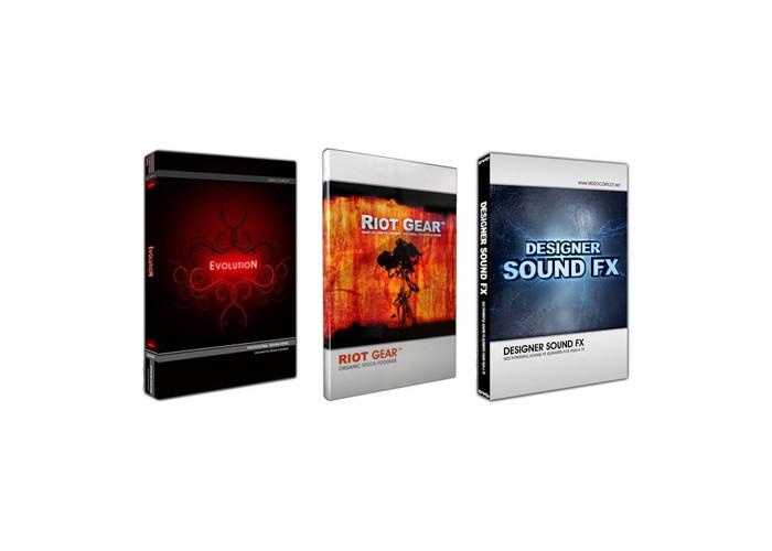 Video Copilot Ultimate Design Bundle