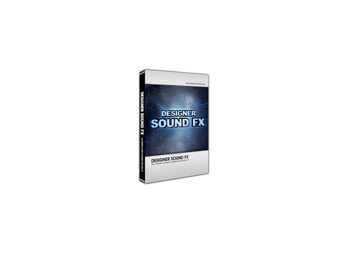 Video Copilot Desinger Sound FX