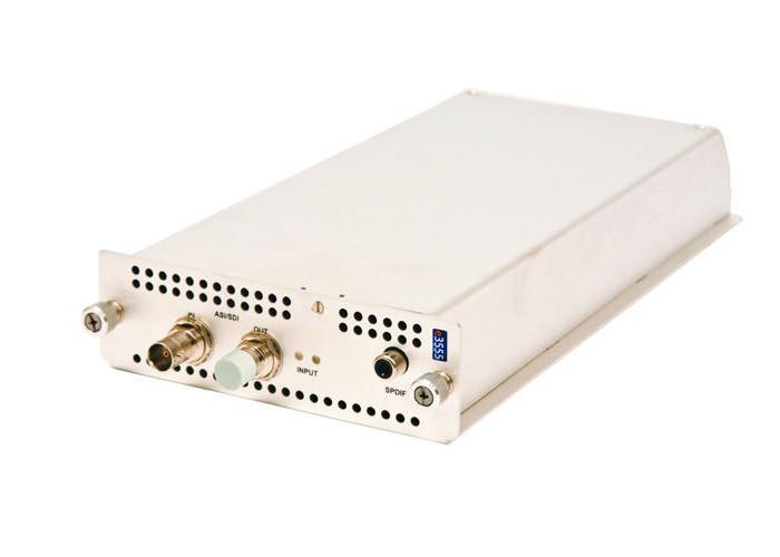 Exterity AvediaStream HD Encoder e3555