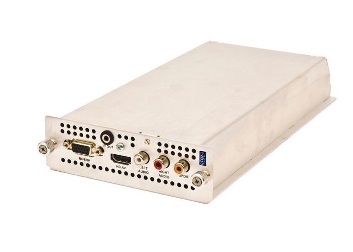 Exterity AvediaStream SD Encoder e2635