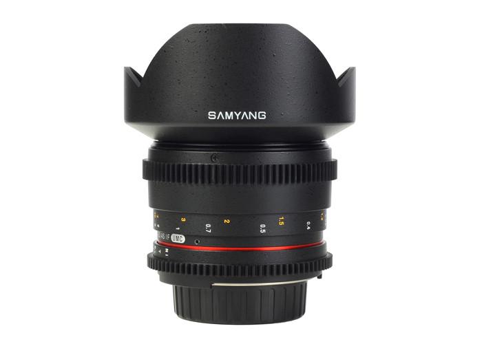 Samyang VDSLR II 14mm T3.1 Micro 4/3 (MFT)