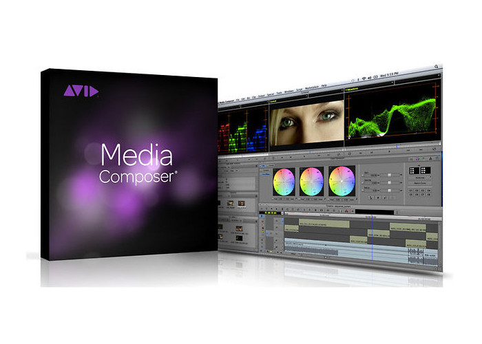 Avid Media Composer Perpetual License (ESD)