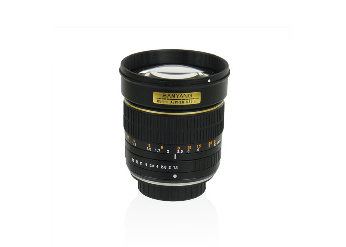 Samyang 85mm f1.4 Micro 4/3  MFT