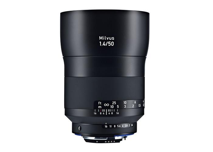 Zeiss MILVUS 1.4/50 ZF.2 - Nikon F