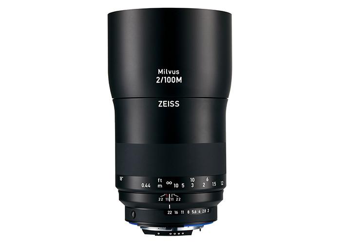 Zeiss MILVUS 2/100M ZF.2 - Nikon F