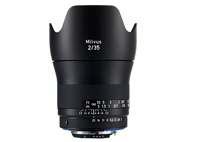 Zeiss MILVUS 2/35 ZF.2 - Nikon F