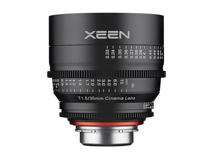 Samyang Xeen 35mm T1,5  PL