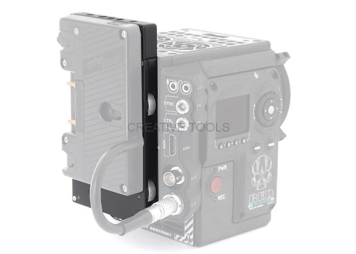 Wooden Camera (214000) Quick Back do RED