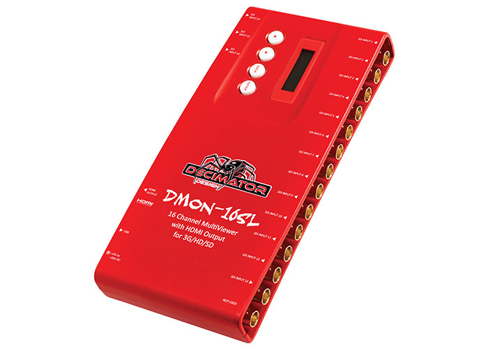 Decimator Design DMON-16SL