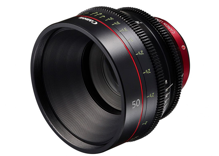 Canon Cine CN-E 50mm T1.3 L F