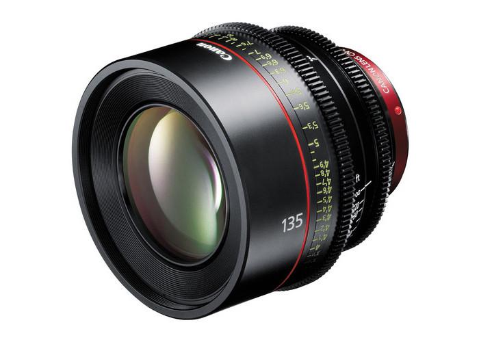 Canon Cine CN-E 135mm T2.2 L F