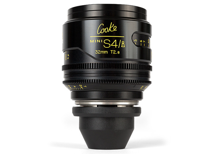 Cooke miniS4/i Prime Lenses T2.8 32mm