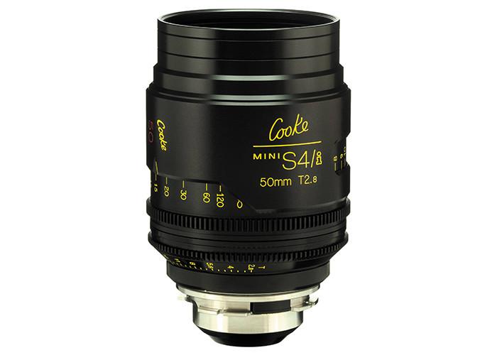 Cooke miniS4/i Prime Lenses T2.8 50mm