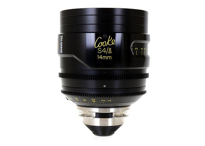 Cooke S4/i Prime & Zoom Lenses T2 14mm