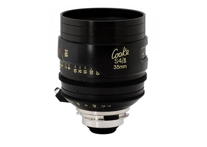 Cooke S4/i Prime & Zoom Lenses T2 35mm