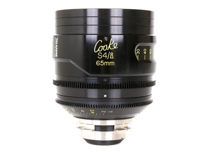 Cooke S4/i Prime & Zoom Lenses T2 65mm