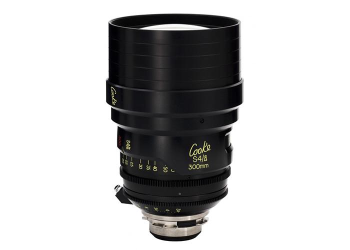 Cooke S4/i Prime & Zoom Lenses T2.8 300mm
