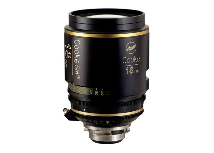Cooke 5/i Prime Lenses T1.4 18mm