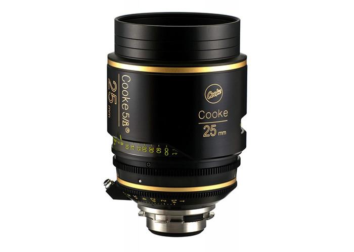Cooke 5/i Prime Lenses T1.4 25mm