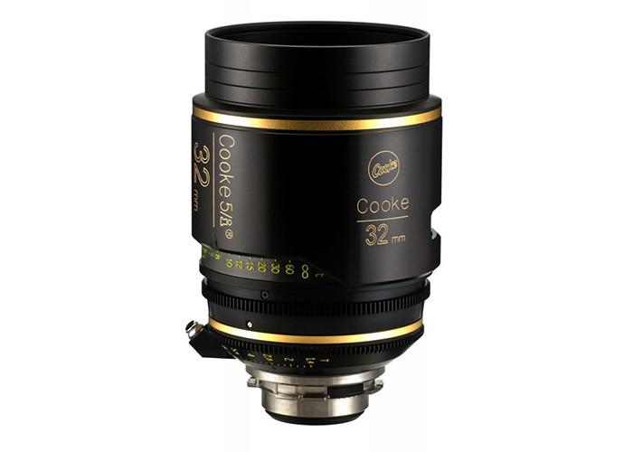 Cooke 5/i Prime Lenses T1.4 32mm