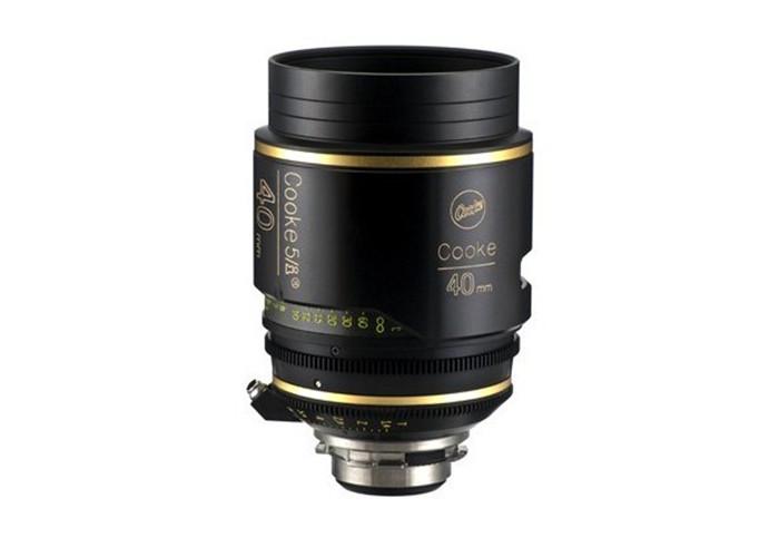 Cooke 5/i Prime Lenses T1.4 40mm
