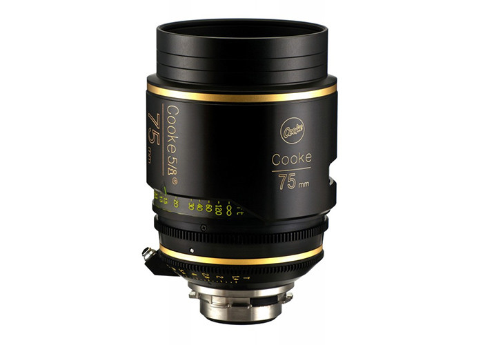 Cooke 5/i Prime Lenses T1.4 75mm