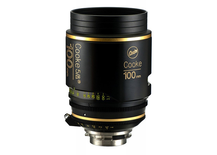 Cooke 5/i Prime Lenses T1.4 100mm